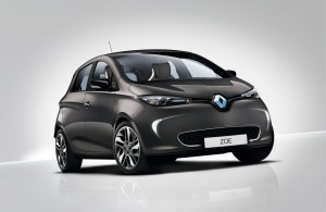 RENAULT ZOE (B10) - PHASE 1 - SERIE LIMITEE ULTIMATE